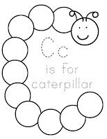 Letter c, Letters and Kindergarten on Pinterest