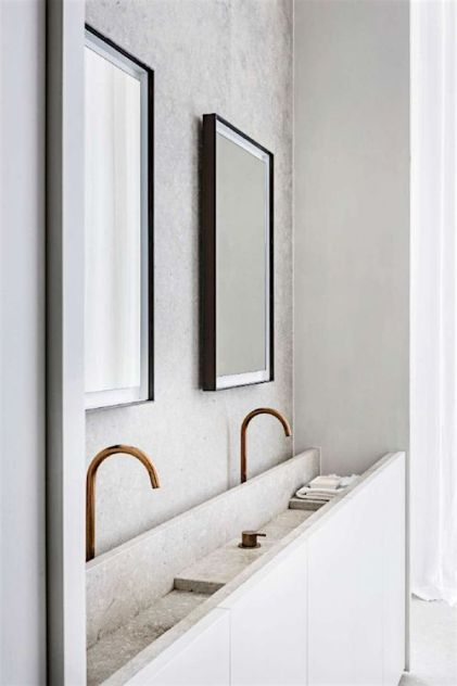 What 39 s hot in bathroom design this year decorated life for What s new in bathroom remodeling