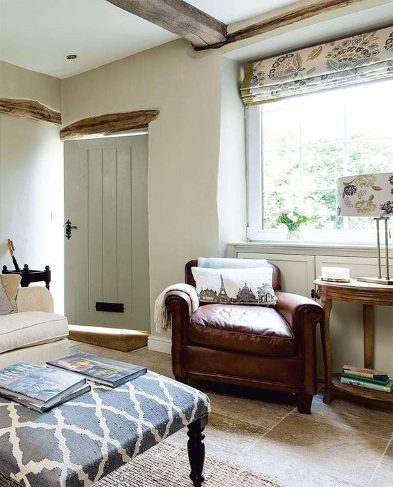 Modern Country Style House Tour Small Country Cottage Click through for details  Interiors