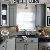 Beaded Board - Kitchen Backsplash Ideas | Sweet corn, Grey ...