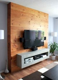 My TV wall mount - A runner up in the HGTV Canada DIY ...