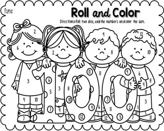 100th Day Of School 2015 Activities For Kindergarten