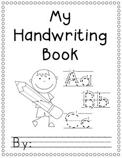 Handwriting books, Handwriting and First grade on Pinterest