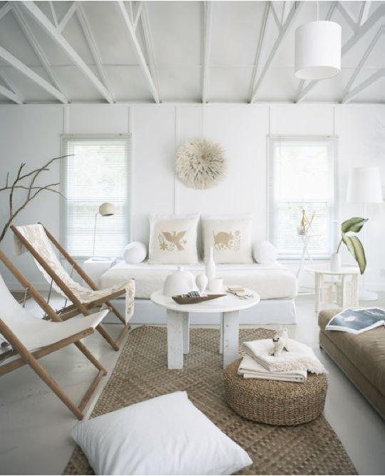 ocean themed living room ideas   These beach themed living room ideas will help you create a space that ...: