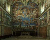 Sistine Chapel virtual tour | Virtual Field Trips ...