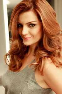 The true red-haired color   red hair color for my peeps to ...