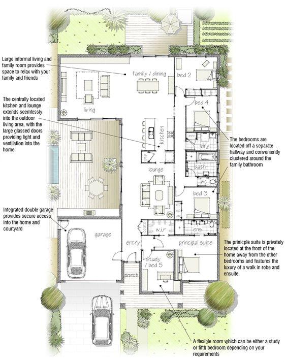 Sekisui House ACT House Designs Grundrisse Pinterest