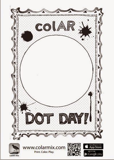 Dot day, Dots and App on Pinterest