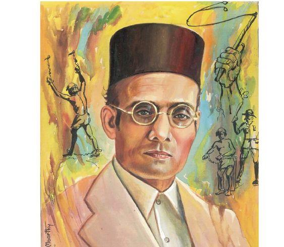 Savarkar Hd Wallpapers Vinayak Damodar Savarkar Indian Freedom Fighter Veer