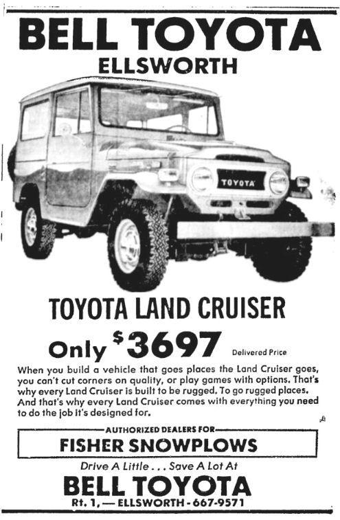 Toyota, Vintage and Land cruiser on Pinterest