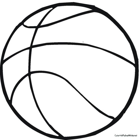 Coloring pages, Sports basketball and Basketball on Pinterest