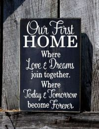 Together forever quotes, Rustic wedding gifts and Home ...