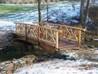 Small Wooden Bridges for Yards - Bing images
