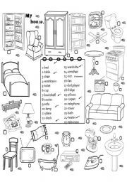 Best ideas about House Worksheets, Teaching Worksheets and