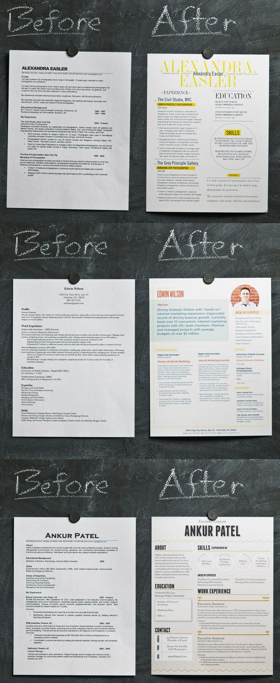 Can Beautiful Design Make Your Resume Stand Out? A Well
