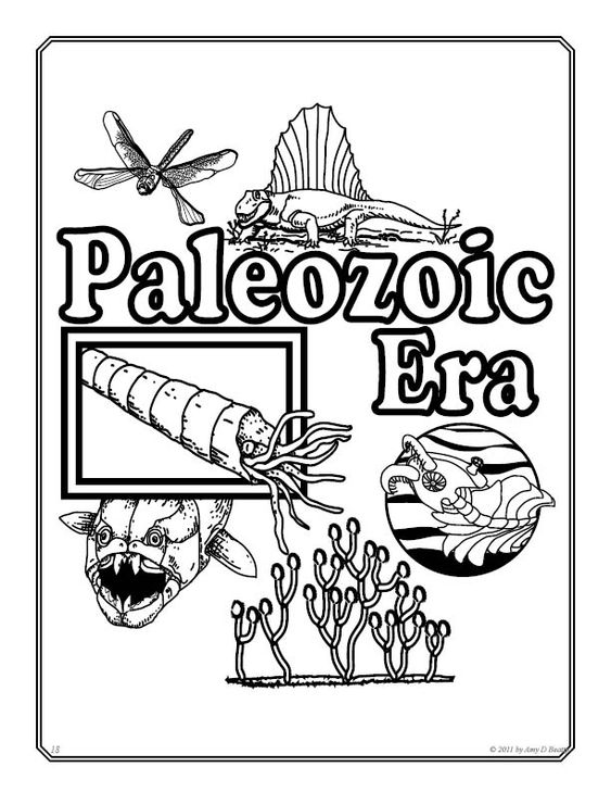 Coloring pages, Coloring and Prehistoric on Pinterest