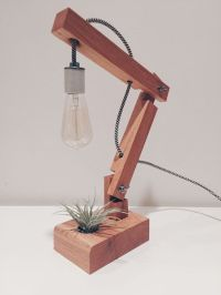 Woodworking Lamp Projects : Cool Yellow Woodworking Lamp ...