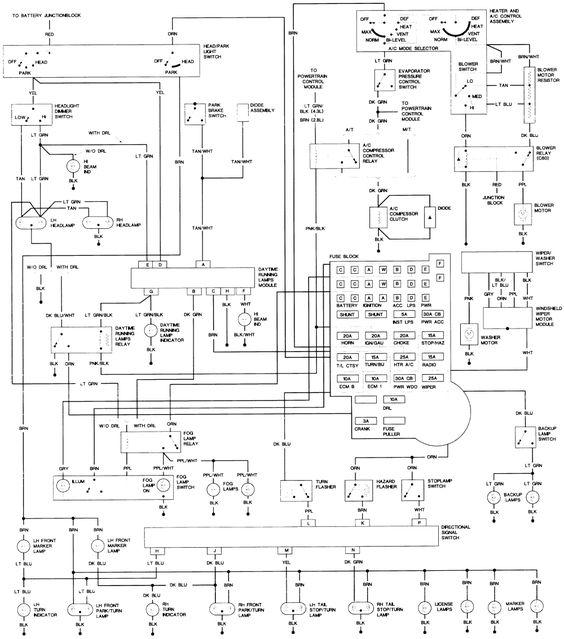 Air Ride Technologies Wiring Diagram