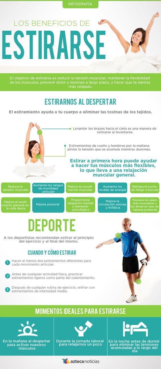 Beneficios de realizar ejercicios de flexibilidad