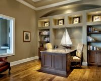 Traditional office, Home office design and Office designs