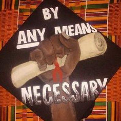 graduation cap idea black excellence - Google Search: