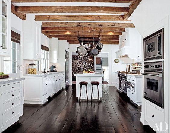 White Kitchens Design Ideas Photos | Architectural Digest: