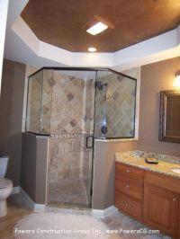bathrooms with corner showers   Corner Shower   Bathrooms ...