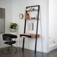 Ladder Shelf Desk | west elm | For the Home | Pinterest ...