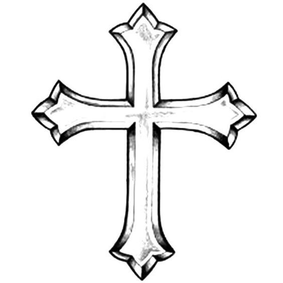 Christian crosses, Coloring pages and Crosses on Pinterest