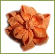 girls boutique hairbows and hair