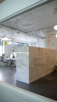 cool whiteboard Engine Digital Offices [Vancouver