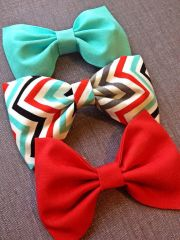 retro chevron aqua red grey black