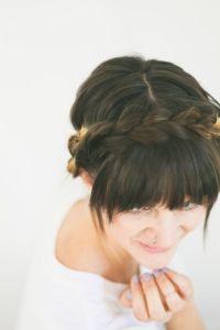 Hair Tutorial // Braided Crown | Crown braids, Like you ...