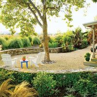 22 inspiring lawn-free yards | Gardens, Backyards and ...