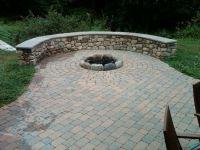 Backyard patio ideas- Andover Stone Works provides custom ...