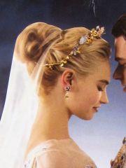 wedding dress cinderella movie