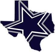 shape dallas cowboys