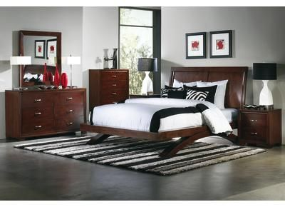 King Bedroom Raven And Bedroom Sets On Pinterest