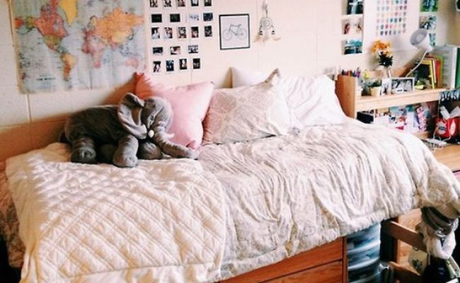 4 Pinterest Dorm Room Ideas To Start Your First Year Of