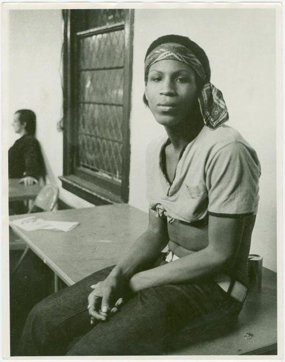Marsha P Johnson (born Malcolm Johnson) Was One Of The