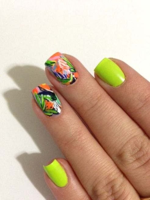 50 Gorgeous Summer Nail Designs You Need To Try