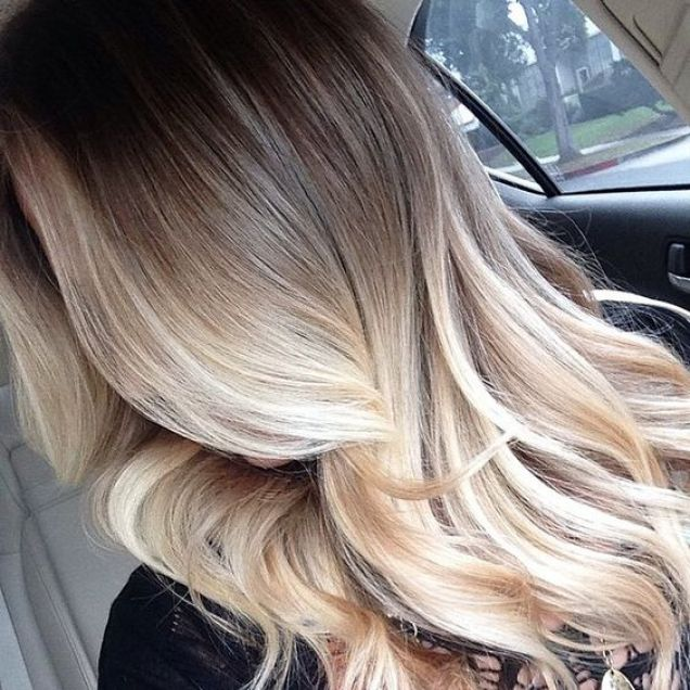 Blonde Hair.: