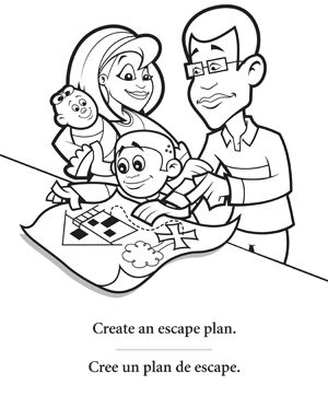 Family safety, Safety and Fire safety on Pinterest