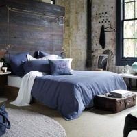 Industrial bedroom decor, Rustic industrial bedroom and ...