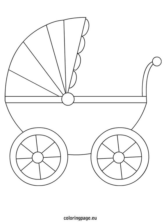 Prams, Coloring and Google on Pinterest