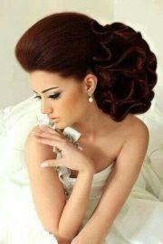 big bridal updo hair ideas