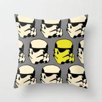 Star Wars pillow cover - Stormtrooper Pillow - Boyfriend ...