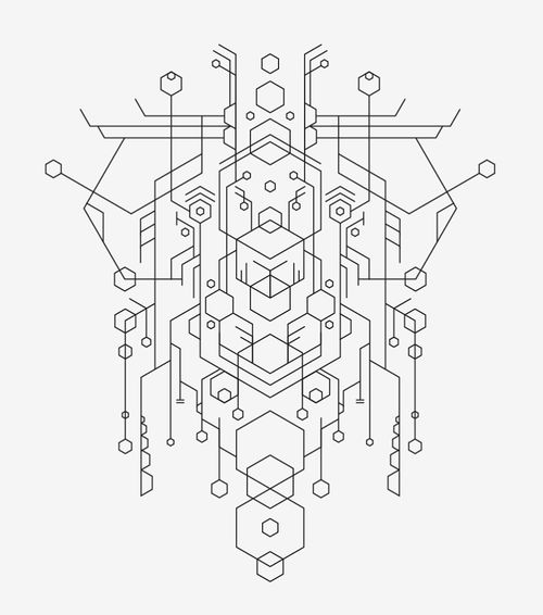 Shamanism, Chang'e 3 and Geometry on Pinterest