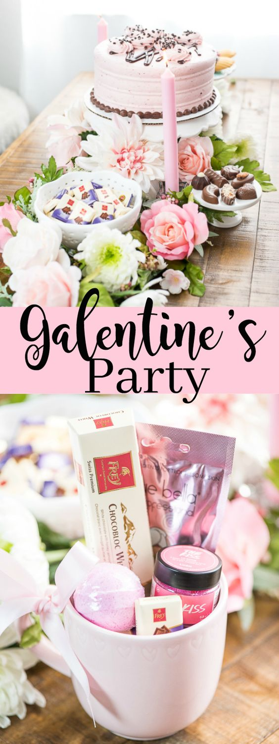 Galentines Day Party Ideas Best Of Pinterest Pinterest