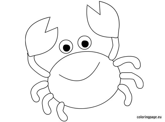 Free Coloring Pages Of Coconut Crab